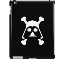 Star Wars - Darth Vader Pirate - White iPad Case/Skin