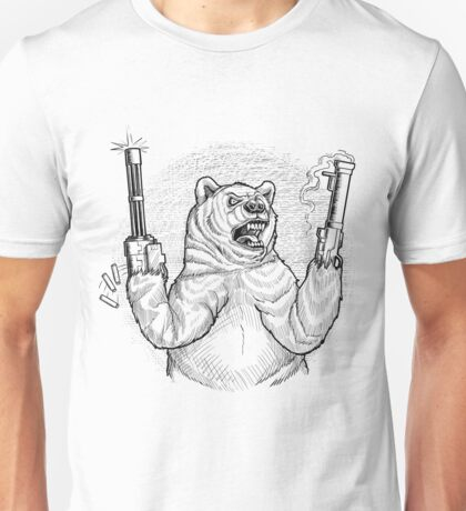 Bear Arms Unisex T-Shirt