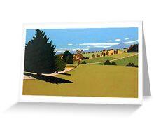Ringarooma Landscape Greeting Card
