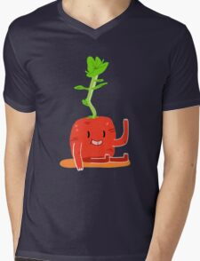 LIL TURNIP Mens V-Neck T-Shirt
