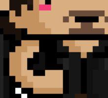 Pixel Walking Dead - Daryl Sticker