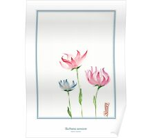 Ikebana 03 Poster