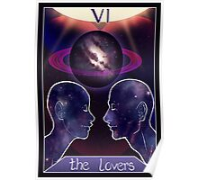"""""""Prism VI: The Lovers""""  Poster"""