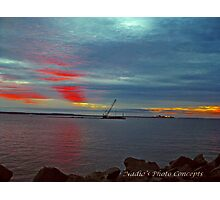 Light up the Sky Photographic Print