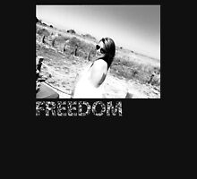 Freedom - Tshirt Womens Fitted T-Shirt