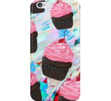 Crazy Cupcakes iPhone Case/Skin