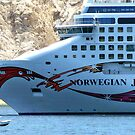 Norwegian Jewel by phil decocco