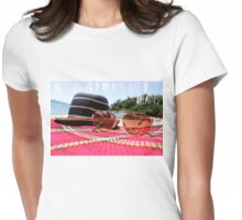 Don'tLetYourDreamsJustBeDreams - Tshirt Womens Fitted T-Shirt