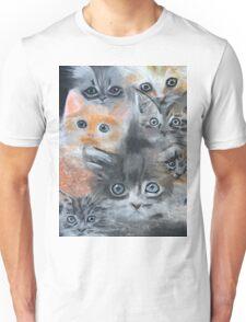 kittenFace09 T-Shirt