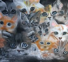 Kitten Dream (Nightmare) by Noel Richards