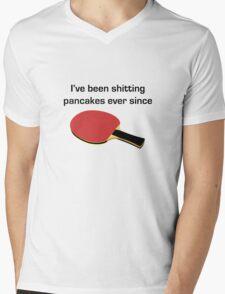 Beerfest - Shitting pancakes Mens V-Neck T-Shirt