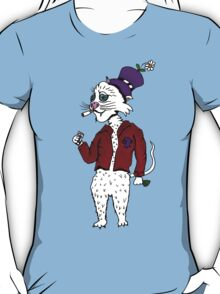 Othello the Philly Street Cat T-Shirt
