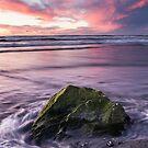 Sunset Rock by srhayward