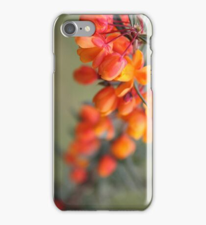 Macro Flower Iphone case iPhone Case/Skin