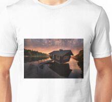 Finnish sauna Unisex T-Shirt