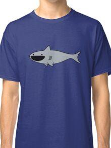 Cute Happy Shark Classic T-Shirt
