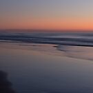 That Special Time - Coolum Beach by Barbara Burkhardt