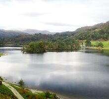Rydal Water by GeorgeOne