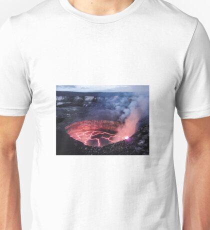 Active Volcano Unisex T-Shirt