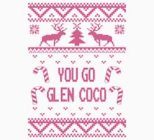 Pink You Go Glen Coco Ugly Sweater T Shirt Unisex T-Shirt