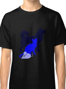 Dog Cat Mouse Classic T-Shirt