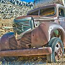 Old Truck. by philw