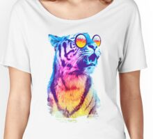 Tiger Breeze Women's Relaxed Fit T-Shirt