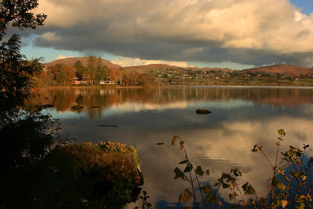 Lough Eske View by Adrian McGlynn