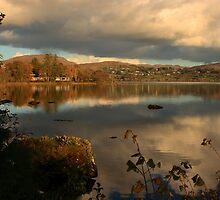 Lough Eske View by Adrian McGlynn