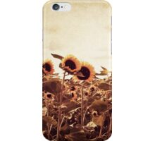 I Raise This Broken Halo To The Sky iPhone Case/Skin
