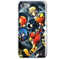 Kingdom hearts Sora Iphone case iPhone Case/Skin