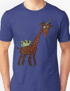 Giraffe Unicorn Fairy T-Shirt
