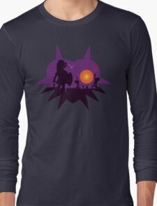 Dawn of the Final Day (Majoras Mask) Long Sleeve T-Shirt