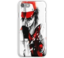 Pokemon red Iphone Case iPhone Case/Skin