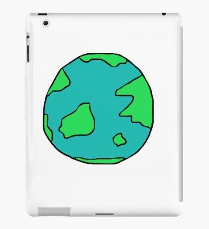 Earth iPad Case/Skin