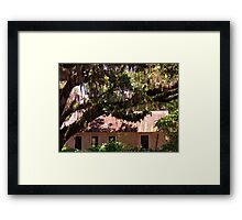 Hidden Home Artistic Photograph by Shannon Sears Framed Print