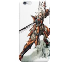 Samurai phone case iPhone Case/Skin