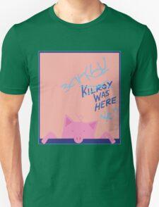 BANKSY NYC 2013 Commemorative T-shirt T-Shirt