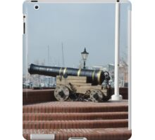 Antique Ship's Cannon iPad Case/Skin