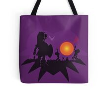 Dawn of the Final Day (Majoras Mask) Tote Bag