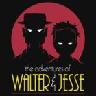 Walt and Jesse: The Animated Series by RyanAstle