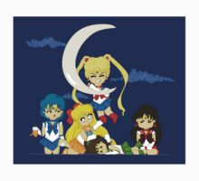 It's my moon Sailor Moon sticker by EdWoody
