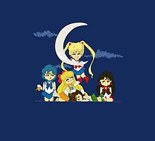It's my moon Sailor Moon iPhone by EdWoody