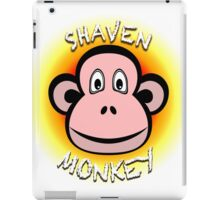 Shaven Monkey iPad Case/Skin
