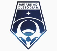 Hearth Mutare Ad Custodiam XCOM T-Shirt
