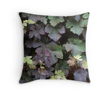 Oh NO! not more Nonfluorescent Chlorophyll Catabolites  Throw Pillow