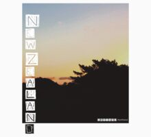 New Zealand - Okaihau - Tee by haewee