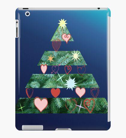 Wishing A Happy And Loving Holiday Season iPad Case/Skin