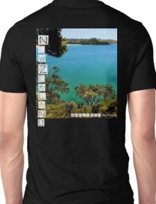 New Zealand - Whale Bay - Tee Unisex T-Shirt