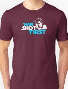 Shot First From Han T-Shirt